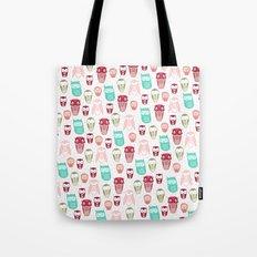 Owls Tote Bag