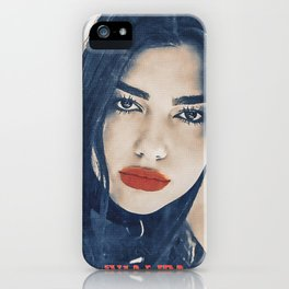 Dua Lipa iPhone Case