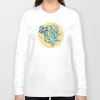 coral Long Sleeve T-shirts featuring coral by teetys