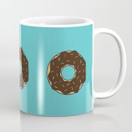 Donut 2 Coffee Mug