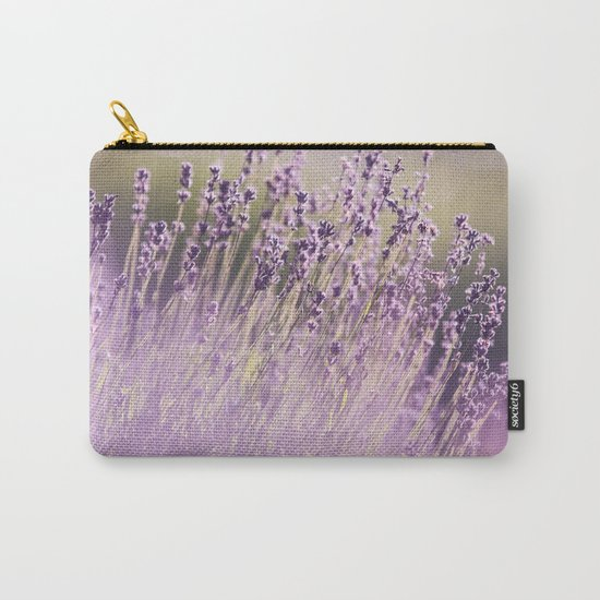 Spring Purple II Carry-All Pouch