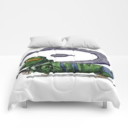 Halo-Weenie Comforters