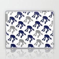 Navy and Gray AT-AT's Laptop & iPad Skin