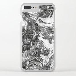 营气 (Ying Qi) Clear iPhone Case