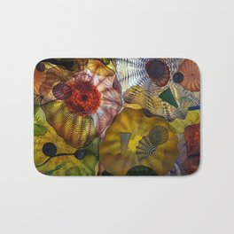 Amazing Glasswork Bath Mat