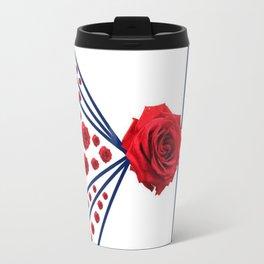 Roses please! Travel Mug
