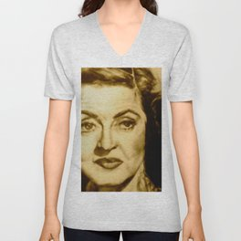 Hollywood Royalty Unisex V-Neck