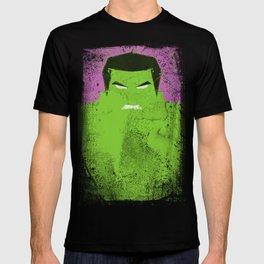 The Grunge Green Rage T-shirt