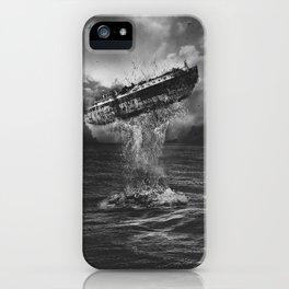 SH\\PWRXCKD || iPhone Case