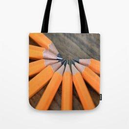 Sharpen Up Tote Bag