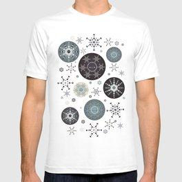 Snowflakes Part Deux T-shirt