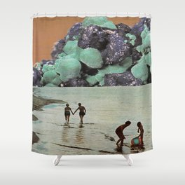 We Can Always Afford The Luxury Of Dreaming Shower Curtain