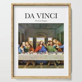Da Vinci - The Last Supper Serving Tray