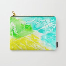Resist Leaves Carry-All Pouch
