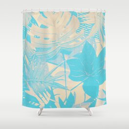 floral ball 5 Shower Curtain