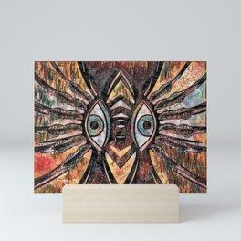 Shock and Awe Mini Art Print