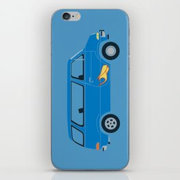 Wayne's Van iPhone Skin