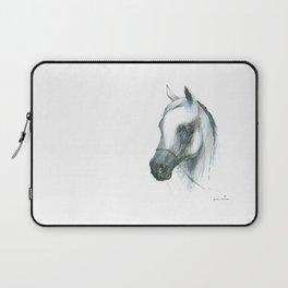 Horse head (Arabian mare from Janow Podlaski) Laptop Sleeve