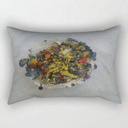 Fruitcake Rectangular Pillow