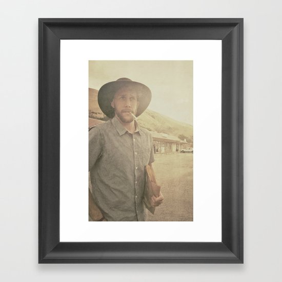 Jack Rose Framed Art Print
