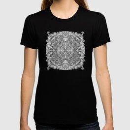 Mandala Ocean T-shirt
