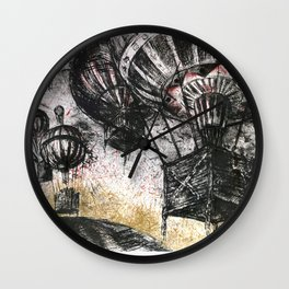 Set me free 2 Wall Clock