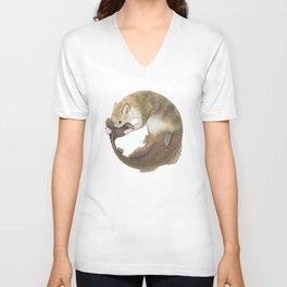Meowmaid (Ouroboros) Unisex V-Neck