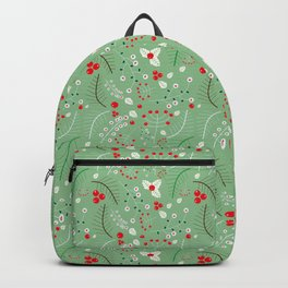 Mistletoe green Backpack