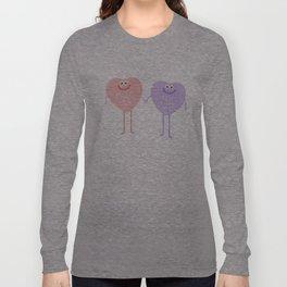 Candy Sweethearts  Long Sleeve T-shirt