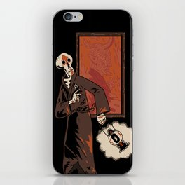I Think I Left the Oven On iPhone Skin