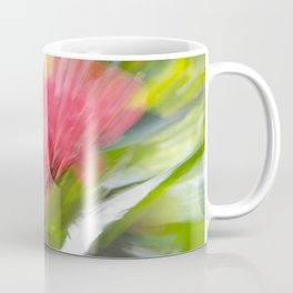 Flower Burst - Electric Magenta Coffee Mug