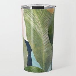 Nature Geometry VII Travel Mug