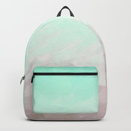 Mint Fade Backpack