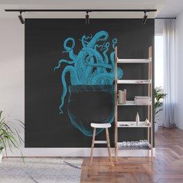 Octopocket Wall Mural
