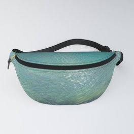 Colorful Water Fanny Pack