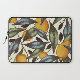 Lemons, Oranges & Pears Laptop Sleeve