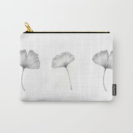 Ginkgo biloba pattern II Carry-All Pouch
