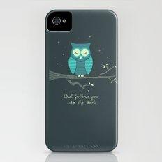 The Romantic iPhone (4, 4s) Slim Case