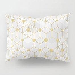 Deluxe Geometric Pillow Sham