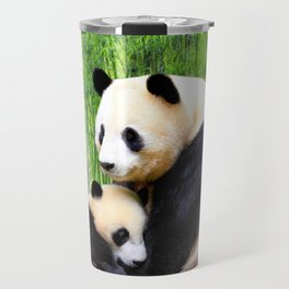Panda-love Travel Mug