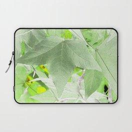 Delicate Sweetgum - Inverted Art Laptop Sleeve