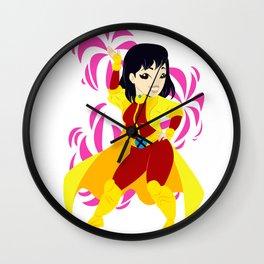 The Next Gen Girl Wall Clock