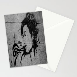 Let The Music Take You Stationery Cards