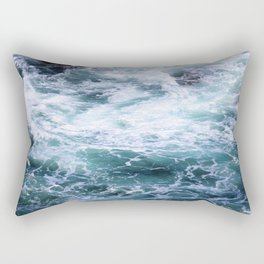 drown me in your beauty Rectangular Pillow