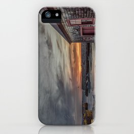 Lanes cove Sunset 5-5-18 iPhone Case