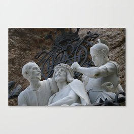Our Father Canvas Print
