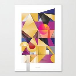 Zotz (Bat) Canvas Print