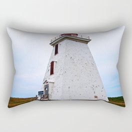 Lighthouse of Cape Egmont Rectangular Pillow