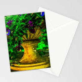 Summer Hairstyle Stationery Cards