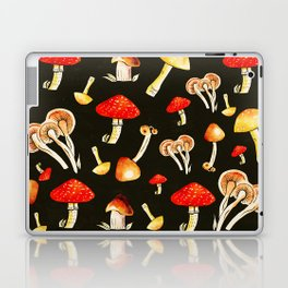 Brigt Mushrooms Laptop & iPad Skin